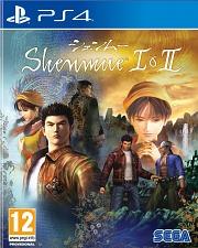Carátula de Shenmue 1 y 2 - PS4