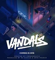 Carátula de Vandals - Mac