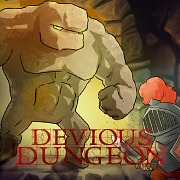 Carátula de Devious Dungeon - Nintendo Switch