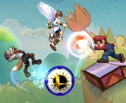 Super Smash Bros. Brawl: Segundo avance