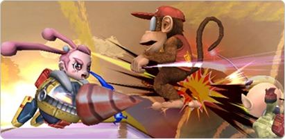 Super Smash Bros. Brawl encabeza las listas británicas