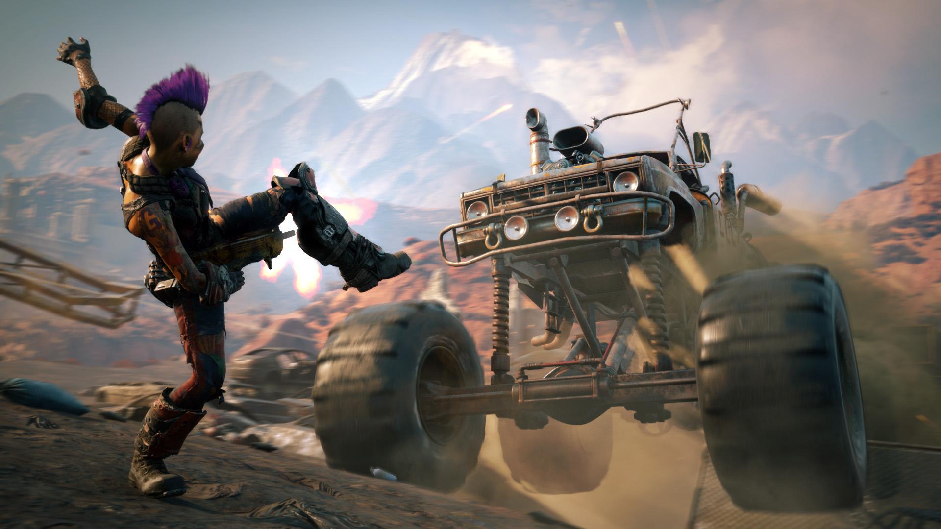 Primer tráiler del nuevo videojuego de Avalanche — Generation Zero