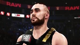 Así es el nuevo modo Mi Carrera de WWE 2K19