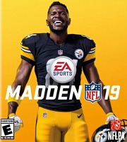 Carátula de Madden NFL 19 - PC