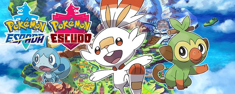 Pokémon Espada y Escudo ¡La nueva generación llega a Switch!