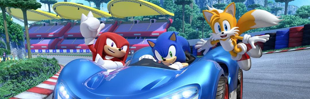Análisis Team Sonic Racing