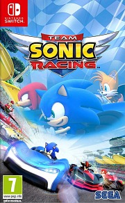 Carátula de Team Sonic Racing - Nintendo Switch