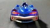 Team Sonic Racing muestra sus mecánicas y jugabilidad
