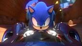 ¡A pisar fuerte! Tráiler de lanzamiento de Team Sonic Racing