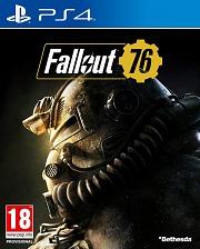 Carátula de Fallout 76 - PS4