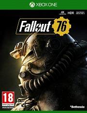 Carátula de Fallout 76 - Xbox One