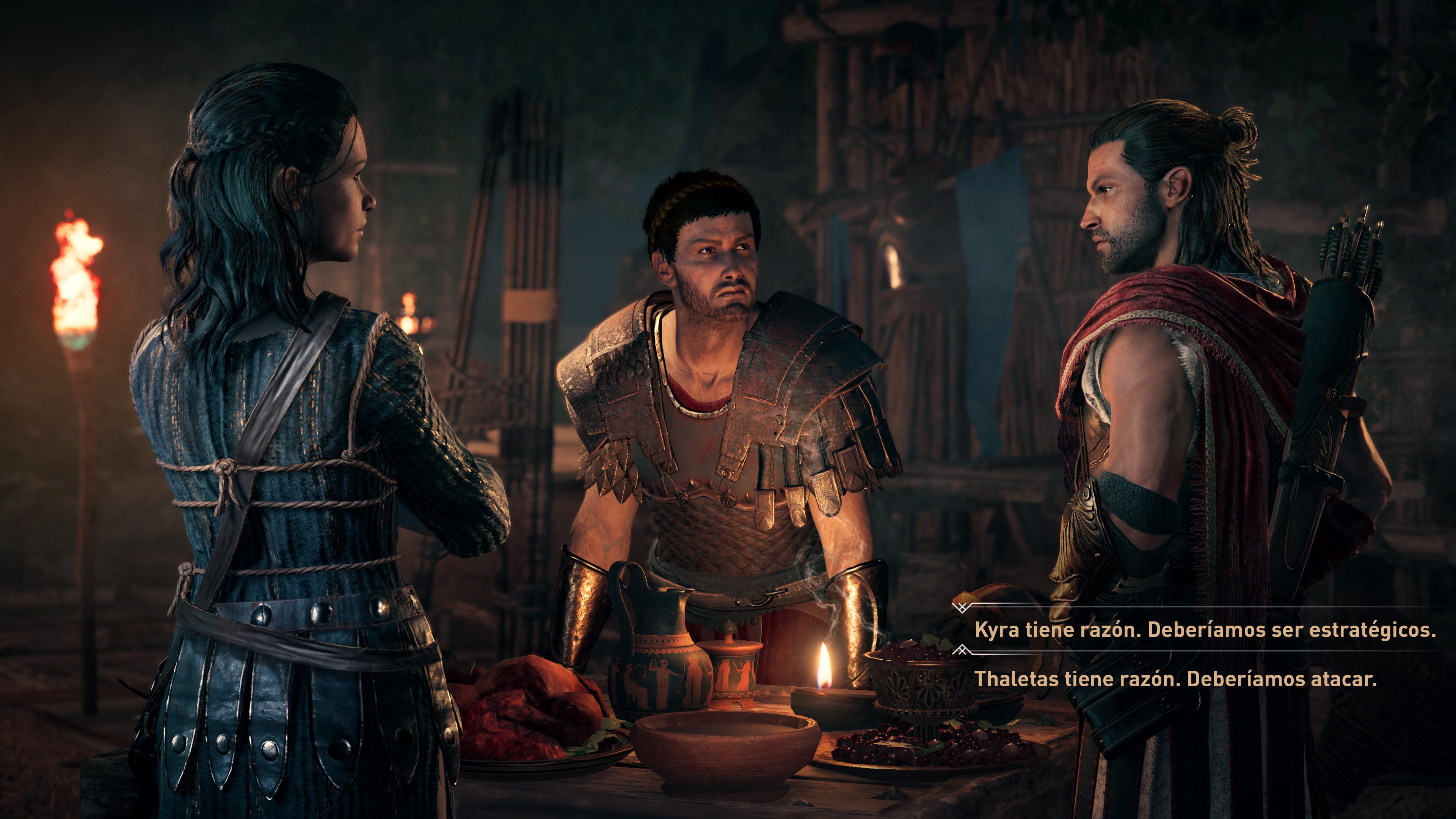 Assassin's Creed Odyssey es el más largo y rejugable de la ...