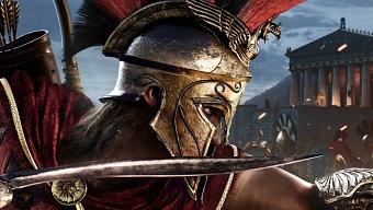 Assassin's Creed Odyssey fue un desarrollo paralelo al de Origins