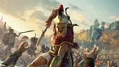 Assassin's Creed Odyssey nos sorprende por su ambición
