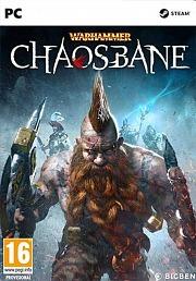 Carátula de Warhammer: Chaosbane - PC