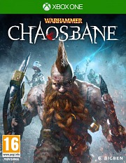 Carátula de Warhammer: Chaosbane - Xbox One
