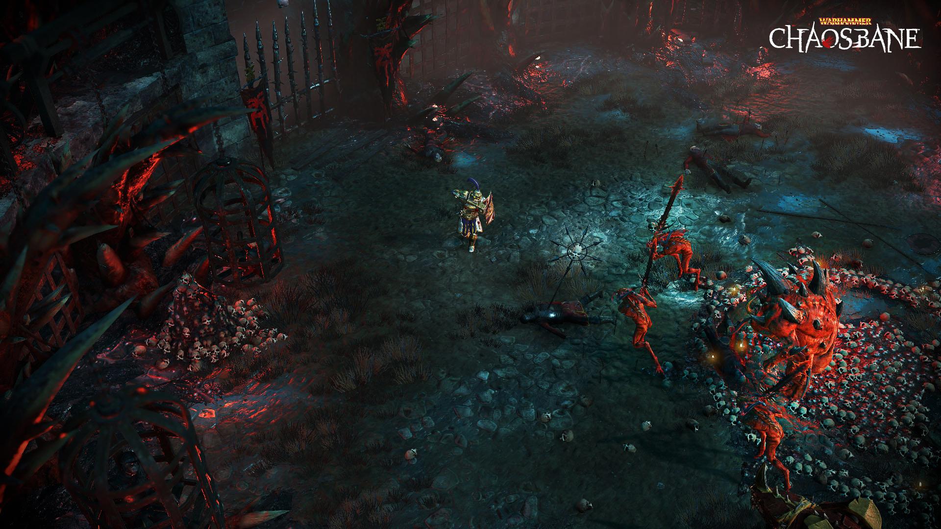 Anunciado Warhammer: Chaosbane, de los padres de How to Survive