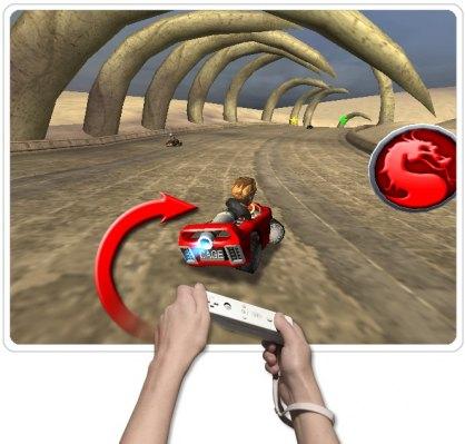 Mortal Kombat Armageddon (Nintendo Wii)