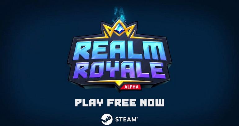 Realm Royale, el battle royale de Paladins, llega gratis a Steam Realm_royale-4567477
