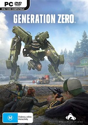 Carátula de Generation Zero - PC