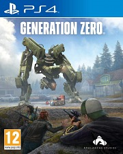 Carátula de Generation Zero - PS4