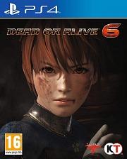 Carátula de Dead or Alive 6 - PS4