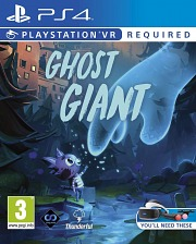 Carátula de Ghost Giant - PS4