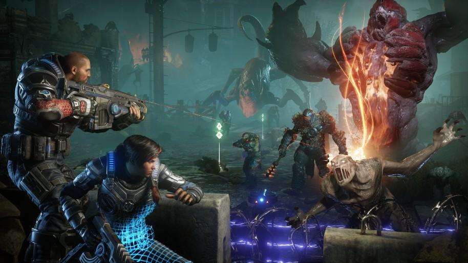 Gears 5: Gears 5, uno de los grandes protagonistas del E3 de Xbox. ¡Lo hemos jugado!