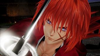 Jump Force presenta en imágenes a Shishio Makoto y Himura Kenshin