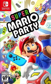 Carátula de Super Mario Party - Nintendo Switch