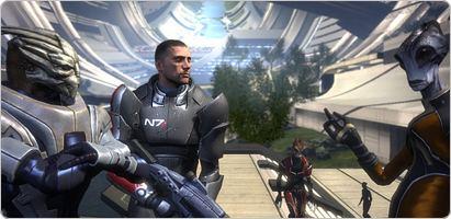 Mass Effect consigue vender un millón de copias en sólo tres semanas