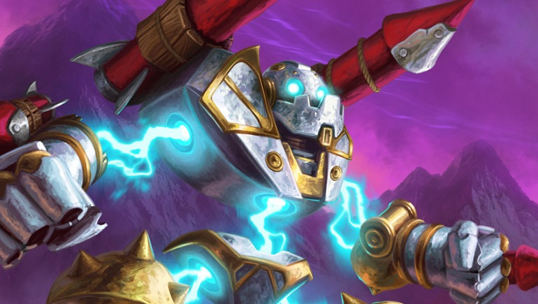 Imagen de Hearthstone: The Boomsday Project