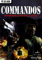 Carátula de Commandos - PC