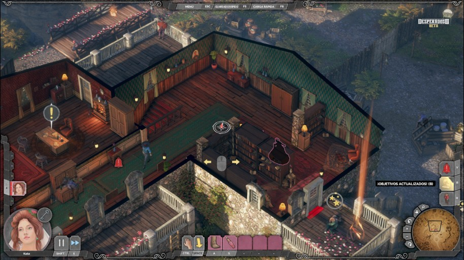 Desperados 3: Jugamos a seis misiones de Desperados 3, estrategia al estilo Commandos