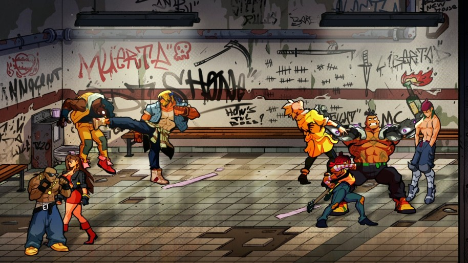 """Streets of Rage 4: Hemos probado Streets of Rage 4, el """"yo contra el barrio"""" que llevábamos 25 años esperando"""