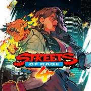 Carátula de Streets of Rage 4 - Nintendo Switch
