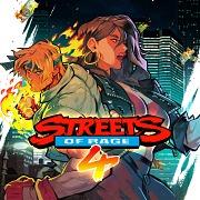 Carátula de Streets of Rage 4 - PS4