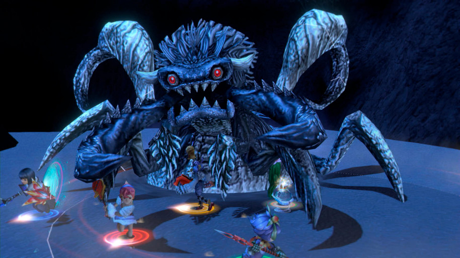 Final Fantasy Crystal Chronicles Nintendo Switch