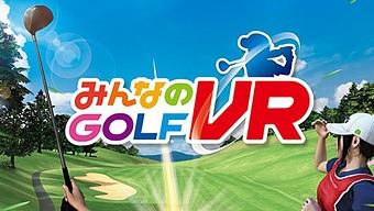 Everybody's Golf se pasa a la realidad virtual de PS4