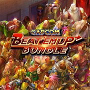 Carátula de Capcom Beat'Em Up Bundle - PS4