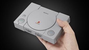Así es PlayStation Classic, probamos la nueva consola retro de Sony