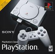 Carátula de PlayStation Classic - PS1