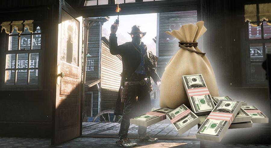 Rockstar activa los micropagos en Red Dead Online con la actualización 1.05