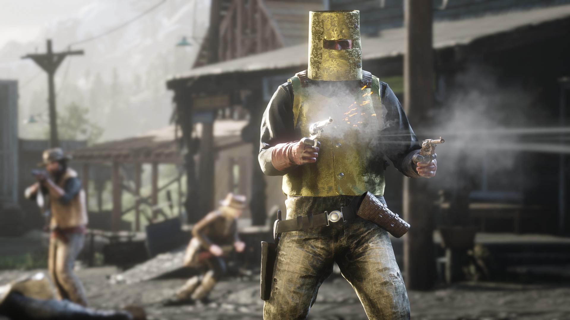 Gran actualización de Red Dead Online llegará la próxima semana