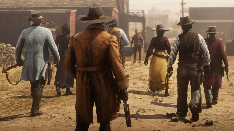 Imagen de Red Dead Online