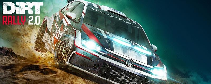 Dirt Rally 2.0, la emoción de los rallies más realistas