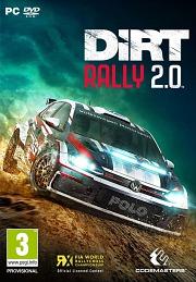 Carátula de Dirt Rally 2.0 - PC
