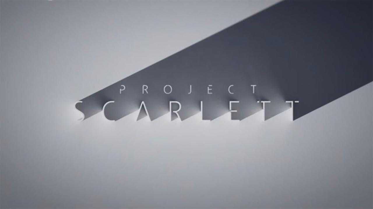 Microsoft finalmente revela Project Scarlett: se llama Xbox Series X
