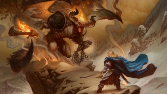 Un artista de Blizzard crea maravillosas ilustraciones de El Señor de los Anillos con el estilo Warcraft