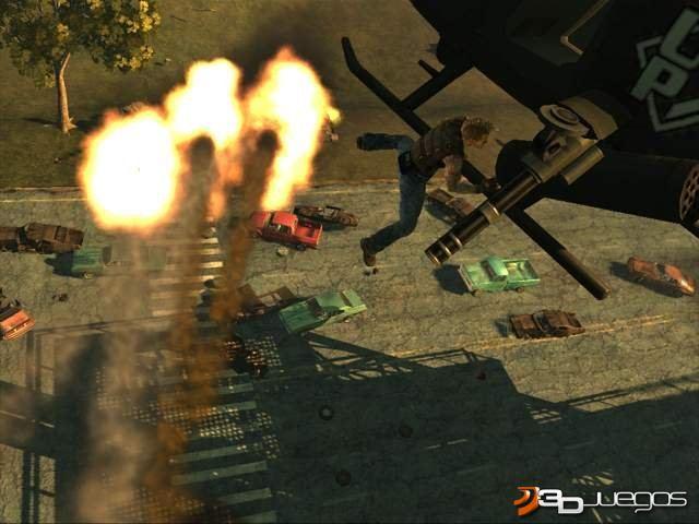 Mercenaries 2 - Primer contacto